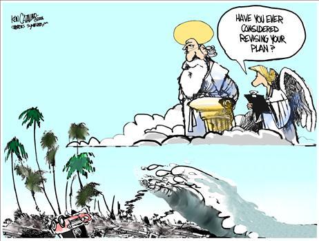 theodicy cartoon