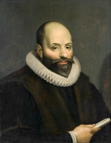 Jacob Arminius, the guy who saved Calvin from the Calvinists. Courtesy Wikipedia.