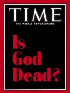 The now infamous 1966 cover.  And no, He is very much alive.  I talked to Him this morning.