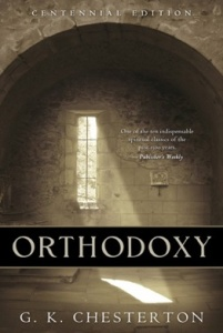 chesterton orthodoxy